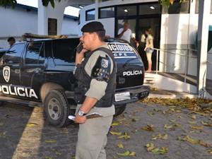 Mulher estuprada registrou queixa na 1ªDD em João Pessoa (Foto: Walter Paparazzo/G1)