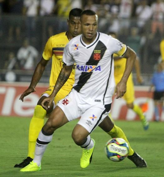 COMO VINHO ( Paulo Fernandes/Vasco.com.br)