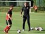 """Henry inicia trabalho como auxiliar da Bélgica: """"Esse time pode fazer história"""""""