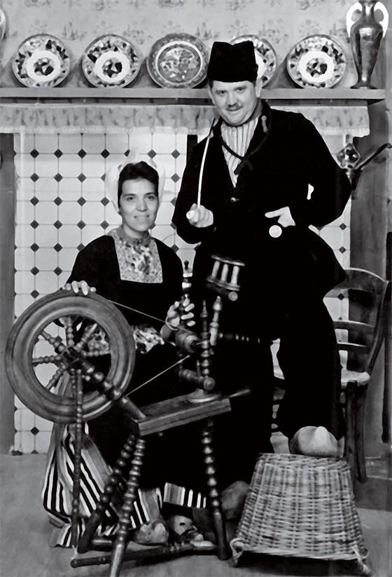 2   O casal Rubens e Eunice  em viagem de férias (Foto: Acervo da Família)