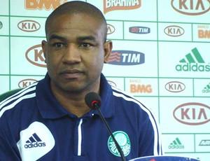 Cesar Sampaio, gerente de futebol do Palmeiras (Foto: Rodrigo Faber / Globoesporte.com)