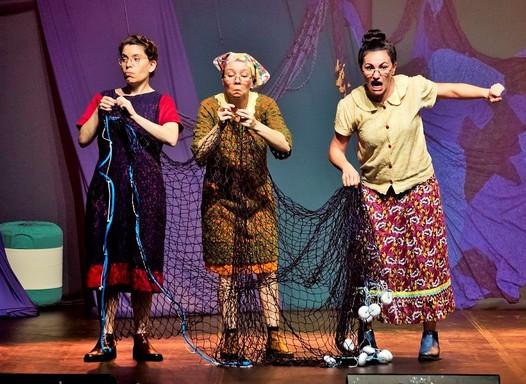 O que seria do teatro infantil sem a cultura popular?