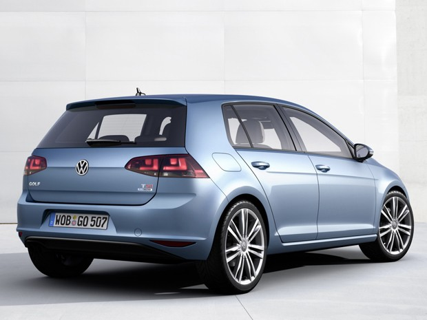 Volkswagen Golf 2013 (Foto: Divulgação)