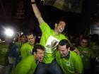 Eleito, Paulo Alexandre promete retribuir 'carinho' e 'confiança'