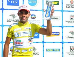 Magno Prado Nazaret Volta Ciclística São Paulo (Foto: João Gabriel Rodrigues/GLOBOESPORTE.COM)