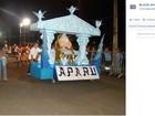 Bloco de Inclusão Social da Aparu vence carnaval de Uberlândia
