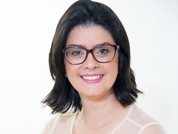 Fábia Porto (PRB) é eleita prefeita de Santa Isabel (Foto: Reprodução/TV Diário)