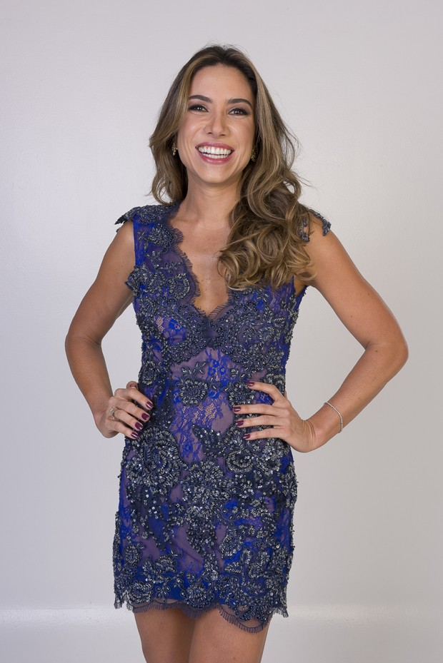 Patricia Abravanel (Foto: Cleiby Trevisan/Ed. Globo)
