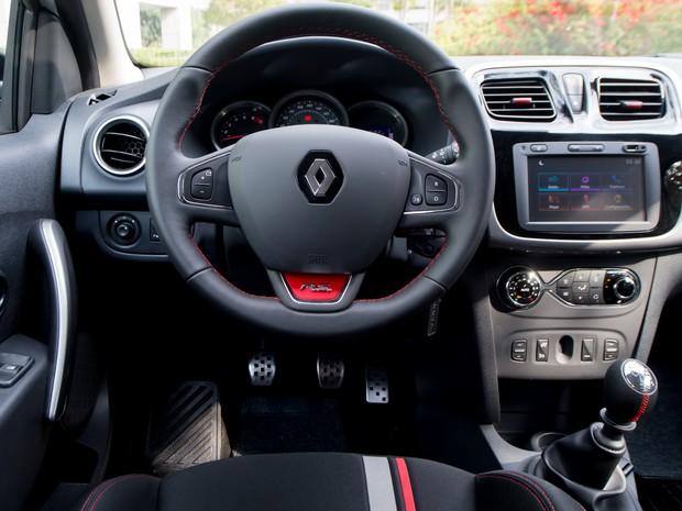 Auto Esporte - Renault Sandero R.S.: primeiras impressões