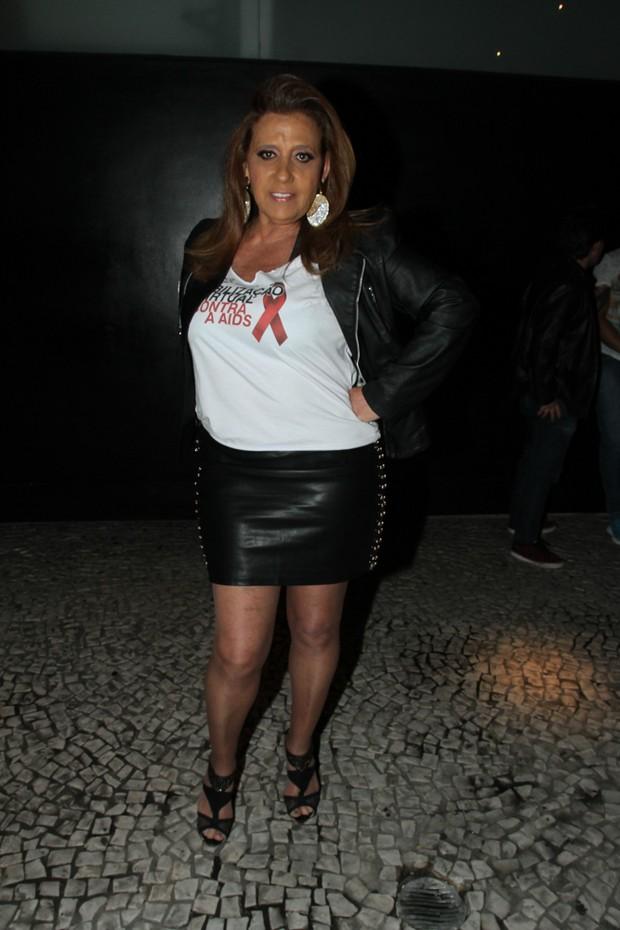 Rita Cadillac (Foto: Amauri Nehn/Brazil News)