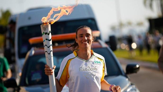 Fabiana Beltrame (Foto: André Mourão/Rio 2016)