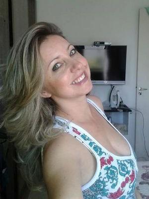 Corpo carbonizado pode ser de mulher desaparecida em Uberlândia (Foto: Reprodução/Facebook)