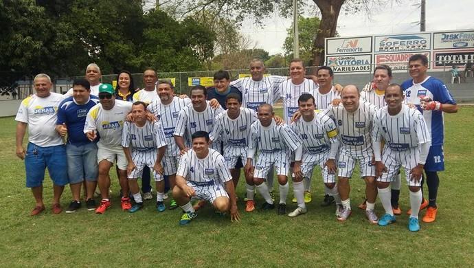 Futebol; Amapá (Foto: Germano Tiago/Arquivo Pessoal)