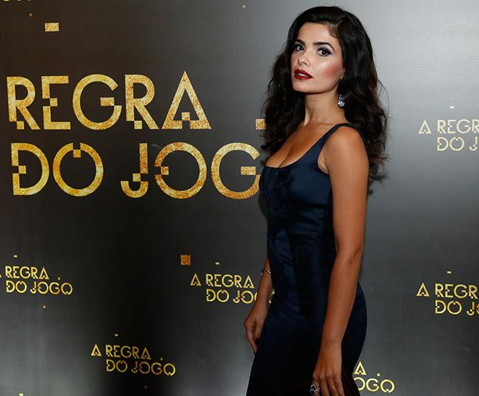 Na trama de João Emanuel Carneiro, Vanessa Giácomo viverá a mocinha Tóia (Foto: Raphael Dias/Gshow)