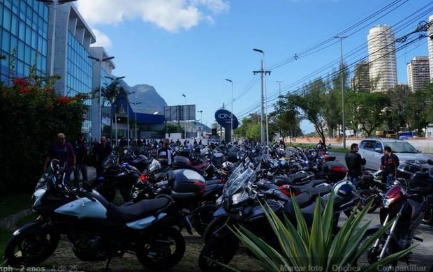 muitas motos mundomoto