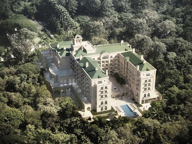 Hotel Tangará (Foto: Divulgação)