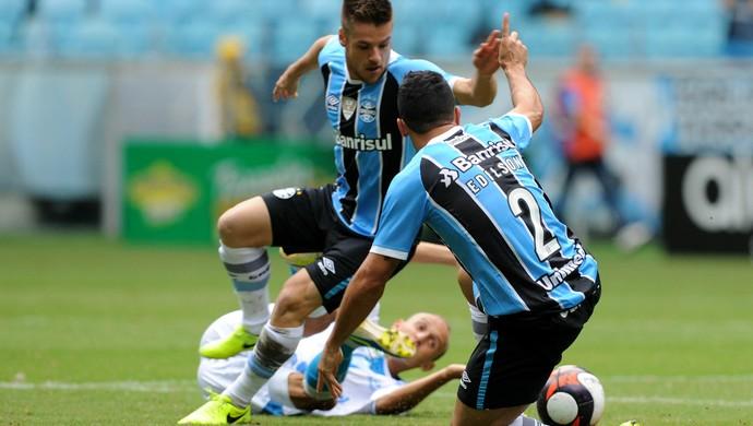 Ramiro Grêmio x Novo Hamburgo (Foto: Wesley Santos/Agência PressDigital)
