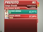 Prefeito eleito de Campo Grande, Bernal diz que prioridade será saúde