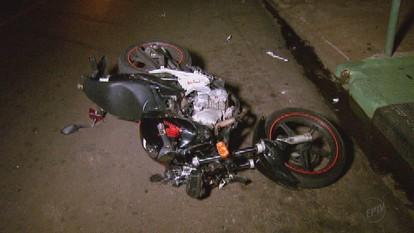Motociclista morre em acidente na zona oeste de Ribeirão Preto, SP