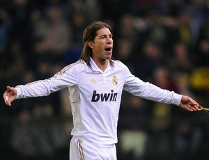 Sergio Ramos Real Madrid (Foto: Getty Images)