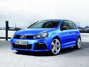 Papel de parede: Volkswagen Golf R