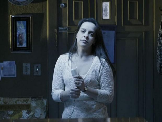 Renata Rocha completa o time de atores do GAV (Foto: TV Globo)