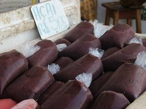 Açaí é item comum na mesa dos amazonenses (Foto: Suelen Gonçalves/ G1 AM)
