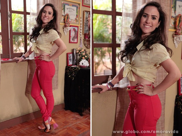 Valdirene (Foto: Amor à Vida / TV Globo)