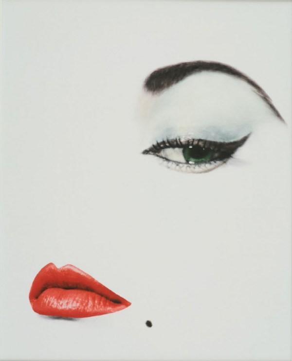 Capa da Vogue, por Erwin Blumenfeld (Foto: Erwin Blumenfeld/ reprodução)