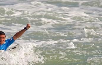 Mineirinho é campeão na Barra e leva o Brasil pela primeira vez ao topo