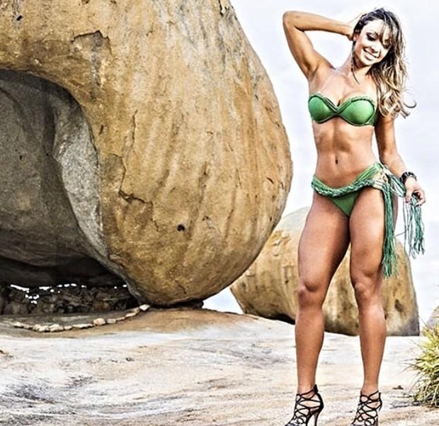 Priscilla Santana (Foto: Divulgação)