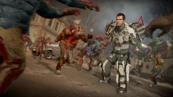 Dead Rising 4 (Foto: Divulgação/Capcom)