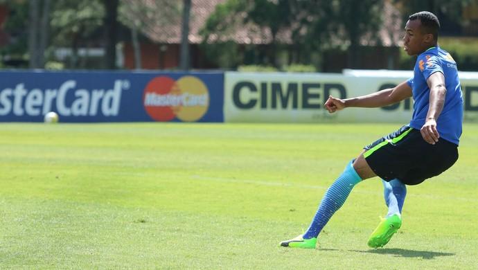 Gabriel Avaí seleção brasileira sub-20 (Foto: Kin Saito/CBF)