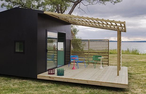Mini house o modelo de casa pequena de jonas wagell for Modelos de mini apartamentos
