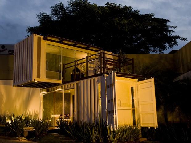 Contêiner Loft Ferraro Habitat (Foto: Ferraro Habitat/Divulgação)