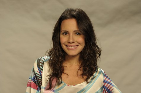 Juliana Knust será Fátima em 'Lado a lado' (Foto: TV Globo)