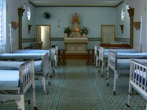 Com Pronto-socorro lotado, Aguaí usa capela de antiga Santa Casa