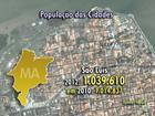 Maranhão soma mais de 6 milhões de habitantes, apontam dados do IBGE