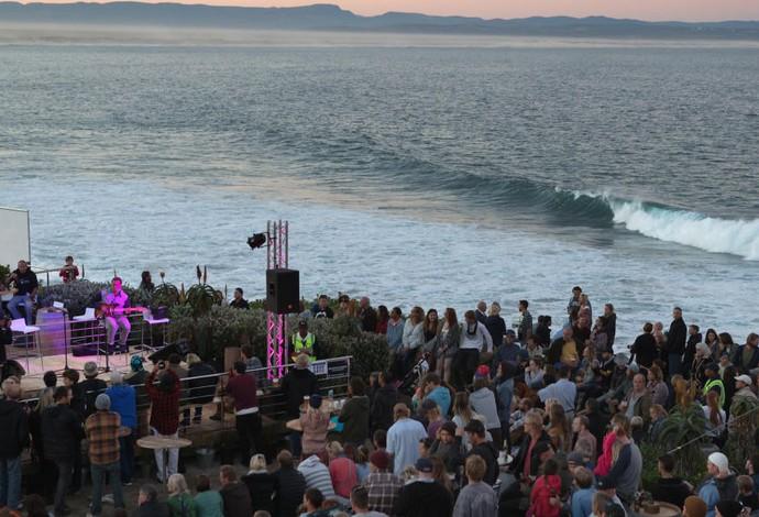 J-Bay Open Music acontece junto da sexta etapa do Mundial de surfe (Foto:  ASP / Kelly Cestari)