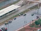 Acidente envolvendo 8 carros na Epia, no DF, gera lentidão de 10 km