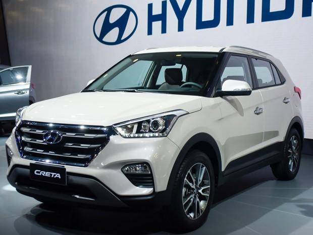 Hyundai Creta (Foto: Flavio Moraes / G1)