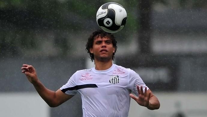 Victor Ferraz, Santos (Foto: Ivan Storti/Santos FC)