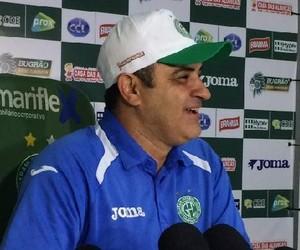 Marcelo Chamusca Treinador Técnico Guarani Bugre (Foto: Murilo Borges)