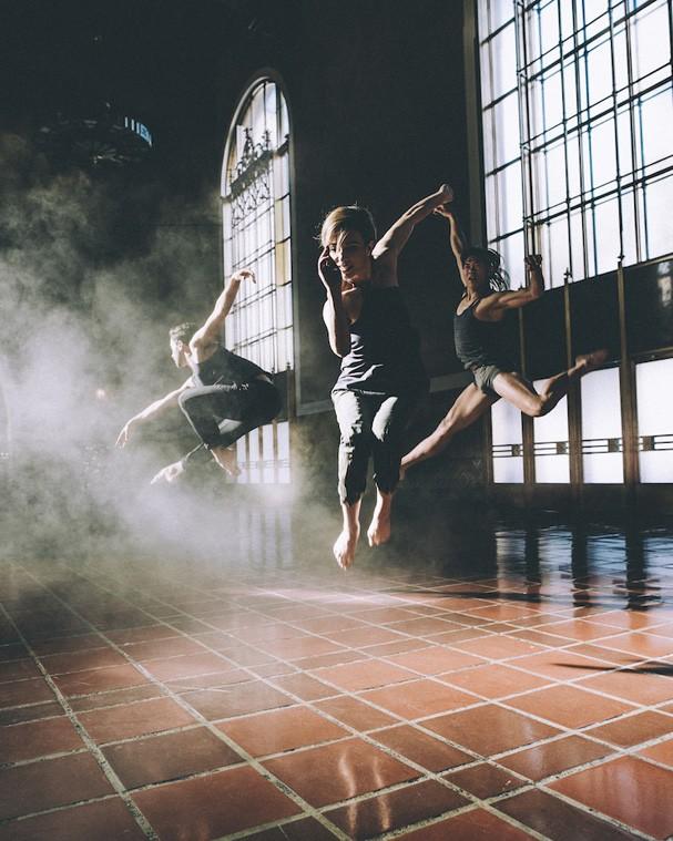 Projeto Cameras and Dancers (Foto: Reprodução Instagram @camerasanddances)