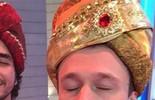 Tiago Leifert sobre desfilar e trabalhar no Carnaval: 'Se um dia eu puder, vou gostar muito'