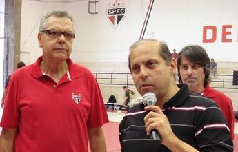 Roberto Natel diz que será candidato à presidência do São Paulo