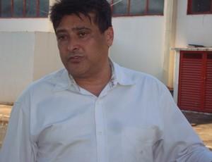 Dimas Macedo, ex-investidor do América-SP (Foto: Marcos Lavezo/Globoesporte.com)