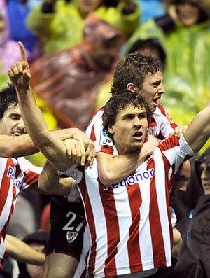 Llorente gol Athletic de Bilbao (Foto: Reuters)