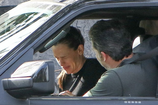 Jennifer Garner e Ben Affleck (Foto: AKM)