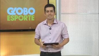 Confira o Globo Esporte Tocantins desta sexta-feira (29)
